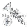 6-18X1 1/4  Phillips Bugle Head Fine Thread Drywall Screw Sharp Point Zinc (Box Qty 8000)  BC-0620YPGZ