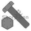 1/4-20X1  Hex Tap Bolt Grade 8 Fully Threaded Plain (Box Qty 2000)  BC-1416BHT8P