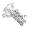 6-32X3/8  Carriage Bolt Fully Threaded Zinc (Box Qty 10000)  BC-0606C