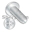 M2-0.4X6  Din 7500 C Metric Type Z Pan Thread Rolling Screw Zinc Bake And Wax (Box Qty 4000)  BC-M26D7500C