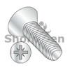 M2-0.40X8  Din 7500 M Metric Type Z Flat Thread Rolling Screw Zinc Bake Wax (Box Qty 10000)  BC-M28D7500M