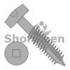 6-20X1 1/4  Square Modified Pan Pocket Hole Face Frame Fine Threaded Type17 Partial Thread Plain (Box Qty 8000)  BC-06F20DFQM17P