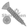 5-20X5/8  Phillips Oval Hinge Screw Twinfast Fine Thread Fully Threaded Plain (Box Qty 10000)  BC-05F10DPODP