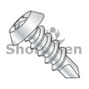 7-19X7/16  Special Pan Framing Tek Screw Full Thread Zinc and Bake (Box Qty 10000)  BC-0707KFZ
