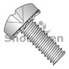 M3-0.5X5  ISO7045 Phil Pan 410SS External Tooth Washer Sems Full Threaded 18 8Stainless Steel (Box Qty 2500)  BC-MI35EPP188