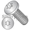 M1.6-0.35X10  ISO14583 Metric 6 Lobe Pan Machine Screw Full Thread A2 Stainless Steel (Box Qty 10000)  BC-MI1.610MTPA2