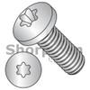 M1.6-0.35X12  ISO14583 Metric 6 Lobe Pan Machine Screw Full Thread A2 Stainless Steel (Box Qty 10000)  BC-MI1.612MTPA2