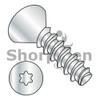 M3-1.5X6  Metric 6 Lobe Flat Plastite/Fix Alternative 45 Degree Full Thread Zinc and Bake (Box Qty 10000)  BC-M36LTF4