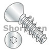 M3-1.5X8  Metric 6 Lobe Flat Plastite/Fix Alternative 45 Degree Full Thread Zinc and Bake (Box Qty 10000)  BC-M38LTF4