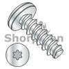 M3-1.5X6  Metric 6 Lobe Pan Plastite/Fix Alternative 45 Degree Full Thread Zinc and Bake (Box Qty 10000)  BC-M36LTP4