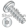 M3-1.5X8  Metric 6 Lobe Pan Plastite/Fix Alternative 45 Degree Full Thread Zinc and Bake (Box Qty 10000)  BC-M38LTP4