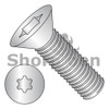 M2-0.4X10  ISO14581 Metric 6 Lobe Flat Machine Screw Full Thread 18-8 Stainless Steel (Box Qty 5000)  BC-M210MTF188