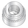 M4X0.7-1  Metric Self Clinching Nut Zinc (Box Qty 6000)  BC-M4-1NCL