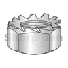 M4-0.7  Metric K Lock Nut A2 Stainless Steel (Box Qty 2500)  BC-M4NKA2