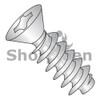 M2.5-1.12X12  Metric Phillips Flat Head PT Alternative 30 Degree Full Thread  A2 Stainless Steel (Box Qty 5000)  BC-M2.512PTPFA2