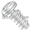 M2-0.89X6  Metric Phillips Pan Head PT Alternative Fully Threaded Zinc & Bake (Box Qty 5000)  BC-M26PTPP