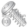 M1.6-0.67X6  Metric 6 Lobe Pan Head PT Alternative 30 Degree Full Threaded A2 Stainless Steel (Box Qty 5000)  BC-M1.66PTTPA2