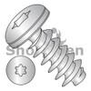 M2-0.89X6  Metric 6 Lobe Pan Head PT Alternative 30 Degree Full Threaded A2 Stainless Steel (Box Qty 5000)  BC-M26PTTPA2