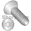 M2.5-0.45X8  Din7500ME Metric 6 Lobe Flat Thread Roll Screw Full Threaded 18 8 Stain Steel Pass Wax (Box Qty 5000)  BC-M2.58RTF188