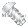 4X3/16  MS21318 Military Round Head Type U Drive Screw Cadmium (Box Qty 5000)  BC-MS21318-20