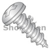 4-24X3/8  MS51861-C Military Phillips Pan Type AB Sheet Metal Screw 410StainlessSteel (Box Qty 2500)  BC-MS51861-14C