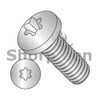 0-80X3/16  6 Lobe Pan Machine Screw Fully Threaded 18-8 Stainless Steel (Box Qty 4000)  BC--003MTP188