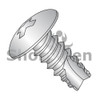 6-20X1/2  Phillips Truss Thread Cutting Screw Type 25 Fully Threaded 18 8 Stainless Steel (Box Qty 5000)  BC-06085PT188