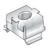 6-32  Cage Nuts Zinc (Box Qty 1000)  BC-0608NCAG