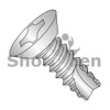 8-18X3/8  Phillips Flat Undercut Thread Cutting Screw Type 25 Fully Threaded 18 8 Stainless (Box Qty 5000)  BC-08065PU188