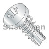 2-32X5/16  6 Lobe Pan Thread Cutting Screw Type 25 Fully Threaded Zinc and Bake (Box Qty 10000)  BC-02055TP