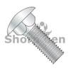 6-32X1 3/4  Carriage Bolt Fully Threaded Zinc (Box Qty 4000)  BC-0628C