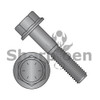 1/4-20X5/8  Hex Head Flange Non Serrated Frame Bolt IFI-111 2002 Grade 8 Black Phosphate (Box Qty 2000)  BC-1410BF