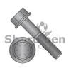 1/4-20X2 1/2  Hex Head Flange Non Serrated Frame Bolt IFI-111 2002 Grade 8 Black Phosphate (Box Qty 500)  BC-1440BF
