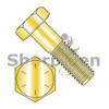 1/4-20X2 1/2  Coarse Thread Hex Cap Screw Grade 8 Zinc Yellow (Box Qty 900)  BC-1440CH8O