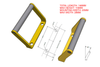 Multi-Purpose Trailer Handles (set)