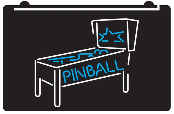 Color Pinball LED Sign (A)
