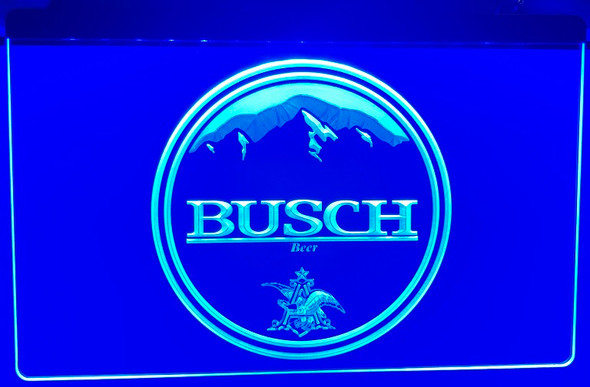 Busch 5 PM Somewhere Acrylic LED Sign