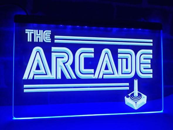 Custom The Arcade LED Sign