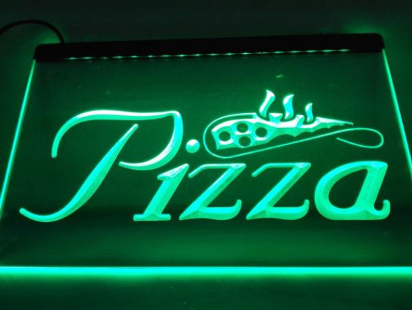 Pizza LED Sign (A)