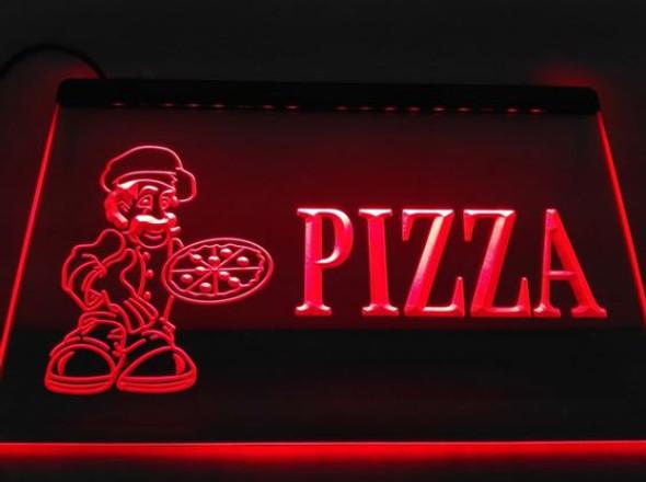 Pizza  LED Sign (C)