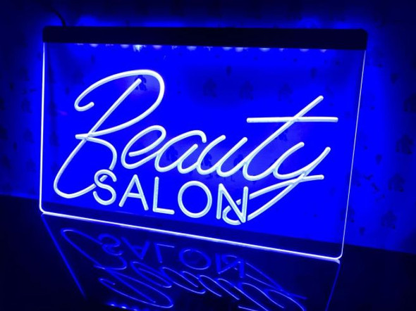 Custom Made Beauty Salon LED Sign