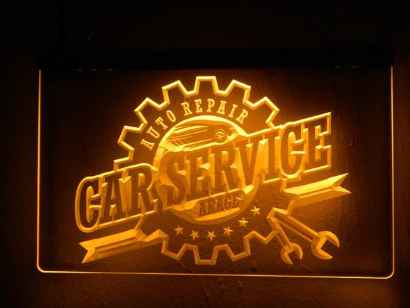 Garage LED Sign