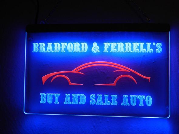 2 Color Custom Acrylic LED Sign