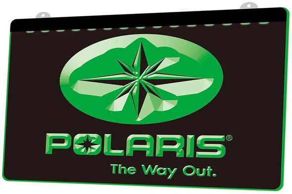 Polaris Acrylic LED Sign