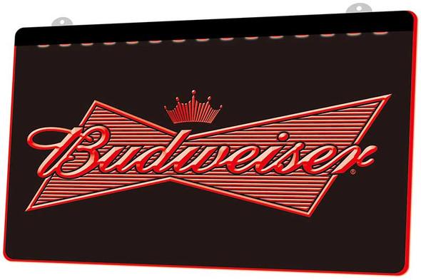 Budweiser Acrylic LED Sign