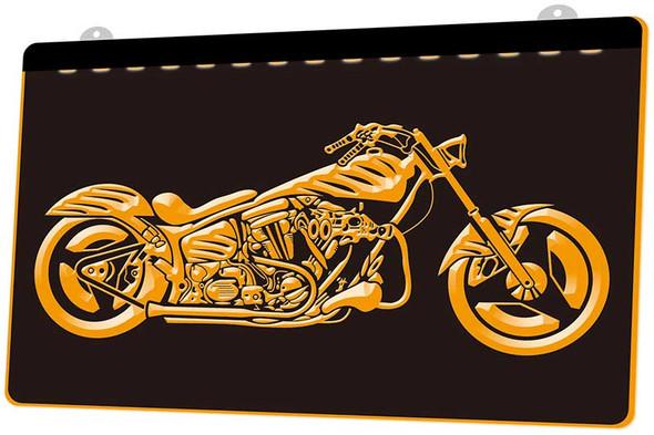 Harley Davidson Acrylic LED Sign