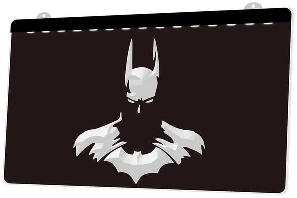 Batman Acrylic LED Sign