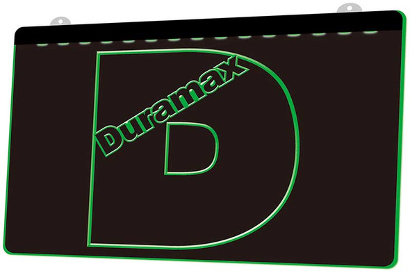 Duramax Acrylic LED Sign