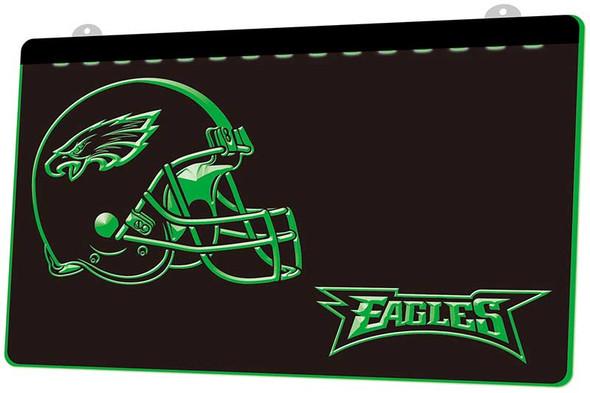 Philadelphia Eagles Acrylic LED Sign