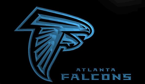 Carolina Panthers Acrylic LED Sign Option 1